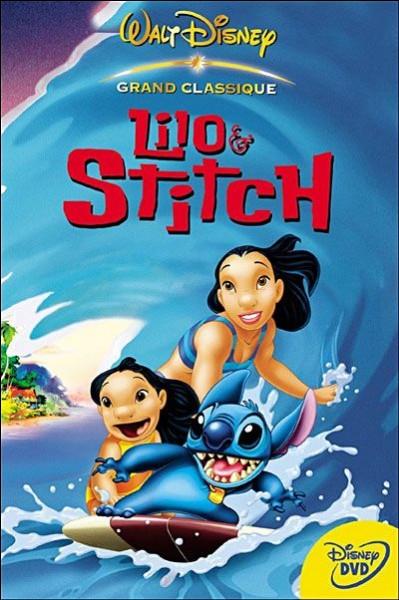 """Où se déroule l'histoire de """"Lilo et Stitch"""" ?"""