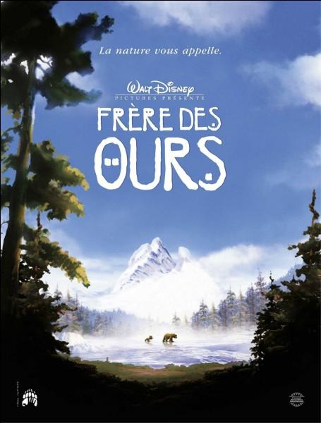 """Où se déroule l'histoire de """"Frères des ours"""" ?"""