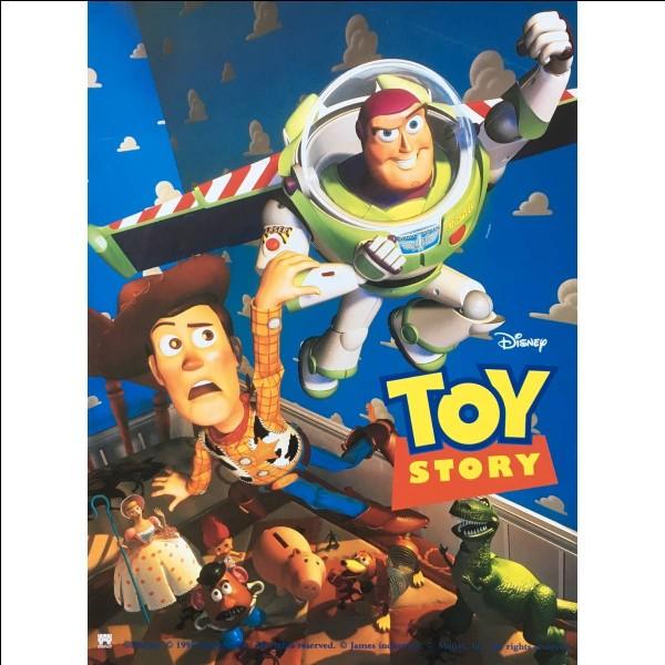 """Où se déroule l'histoire de """"Toy Story"""" ?"""