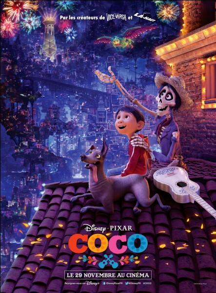 Dans quel pays se déroule l'histoire de Coco ?