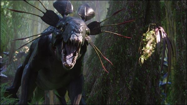Quelle créature est plus dangereuse que le Thanator ?