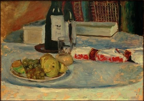 """Qui a peint """"Les Serviettes"""" ?"""