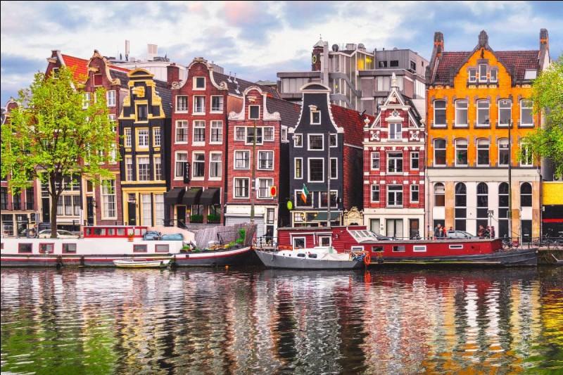 Quelle est la capitale des Pays-Bas ?