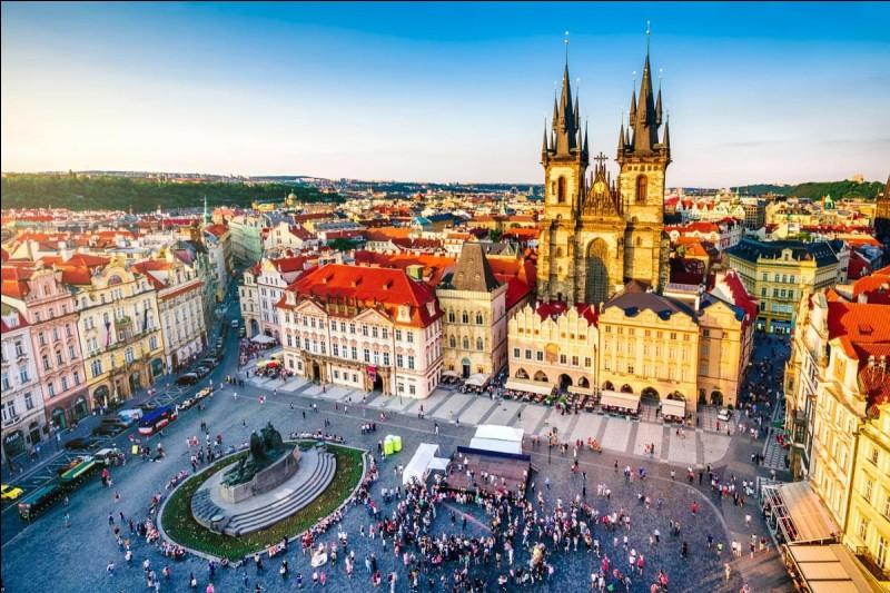 Quelle est la capitale de la République tchèque ?