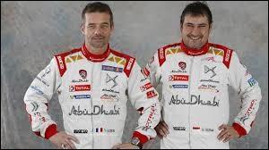 Vous avez sûrement reconnu l'équipage Loeb-Elena. Savez-vous d'où est originaire Daniel Elena ?