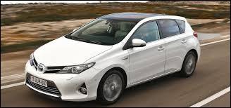 Durant deux générations, la Toyota Corolla a porté un nom différent en Europe. Comment l'a-t-on appelée ?