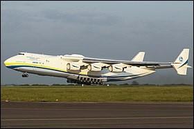 A l'heure actuelle, quel est le plus gros avion du monde ?