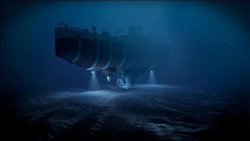 Le 26/03/2012, le record de plongée en bathyscaphe a été établi à la profondeur de...