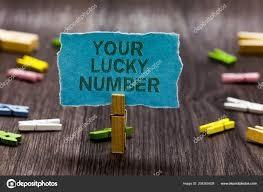 Quel est ton chiffre porte-bonheur ?