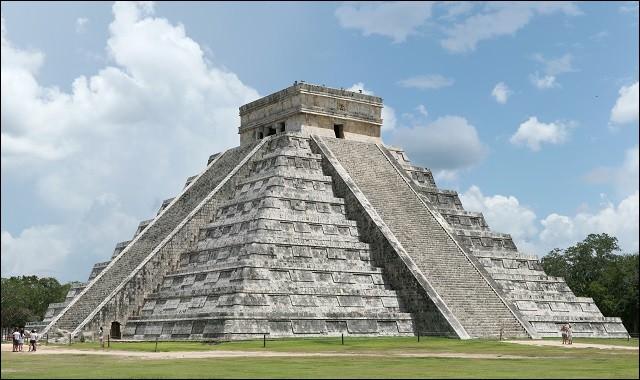 Chichén Itzá se trouve au...