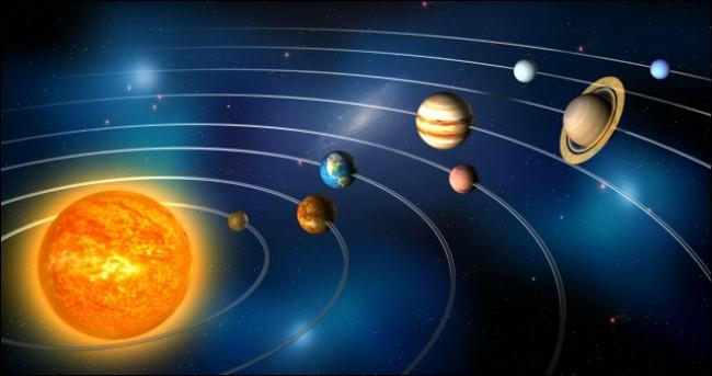 Quelle est votre planète préférée ?