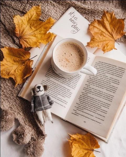L'automne dans les livres