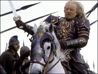 Comment s'appelle le roi du Rohan ?