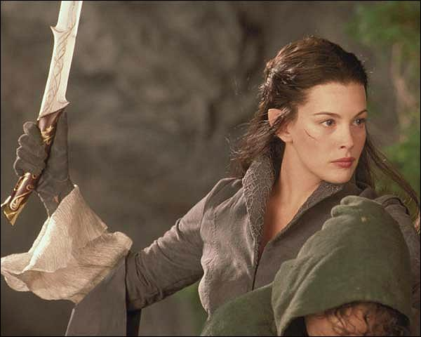 Comment s'appelle la fille d'Elrond ?