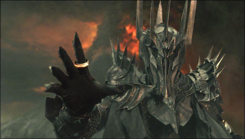 Comment s'appelle le seigneur des ténèbres ?
