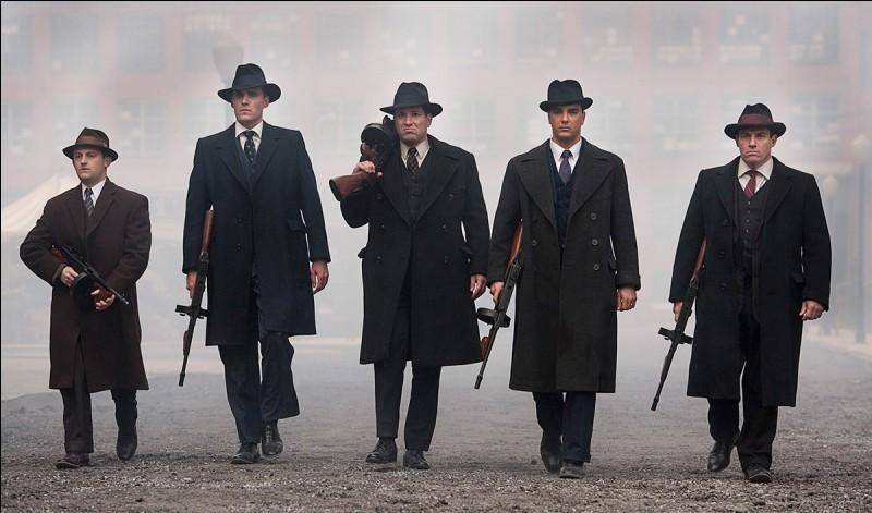 """""""American Gangster"""" est un long-métrage réalisé par Ridley Scott."""