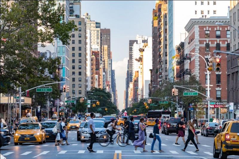 """""""Gangs or New York"""" est un film mis en scène par Martin Scorsese."""