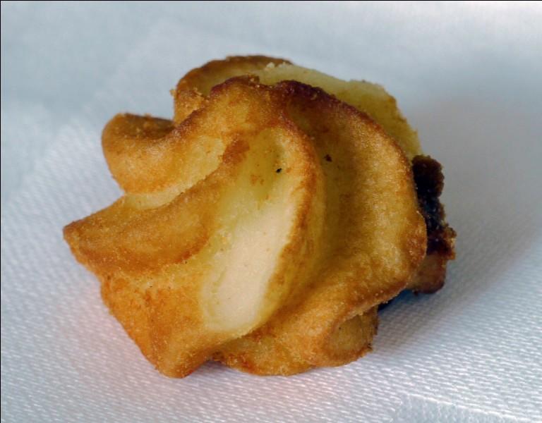 Quel est le nom de cette préparation à base de purée de pommes de terre additionnée d'oeuf ?