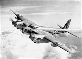 Dans les années 30, les tensions en Europe grandissant le besoin de construire un avion de reconnaissance-bombardement rapide et capable de voler hors de portée de l'ennemi devint essentiel.Dans quel pays fut développé le Mosquito ?