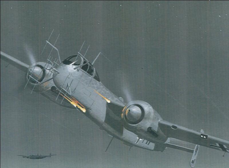 Considéré comme le meilleur chasseur de nuit déployé par les nazis pendant la Seconde Guerre mondiale, le Heinkel He-219, qui ne fit son apparition qu'en 1942, n'a pu faire changer l'issue du conflit...Quel nom de code lui avait été donné ?