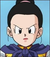Chichi est la femme de Sangoku.