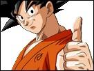 Dans le générique de fin de DBZ Super en version japonaise, on peut voir Black Goku qui fait un doigt d'honneur, mais en France c'est Sangoku qui le remplace en faisant un pouce levé.