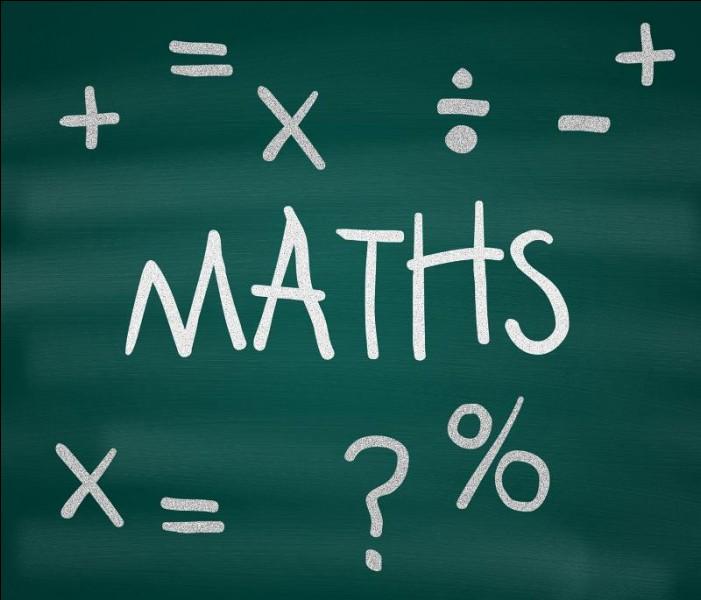 2nde - Quel est le sens de variation de la fonction inverse sur R privé de 0 ?