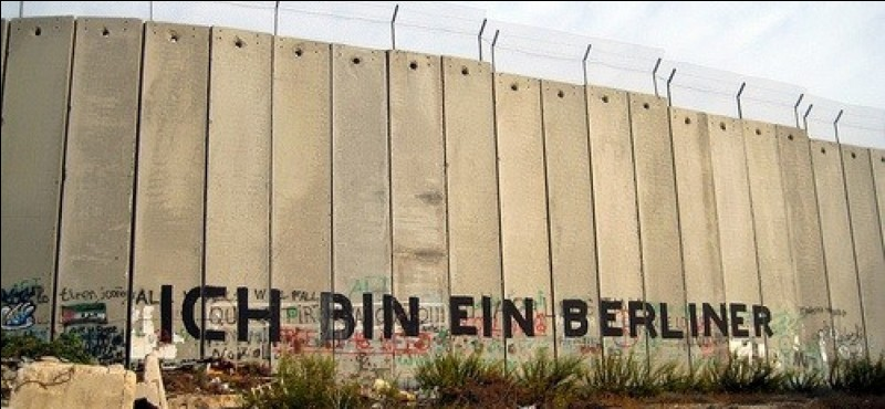 Première - Quand le mur de Berlin est-il tombé ?