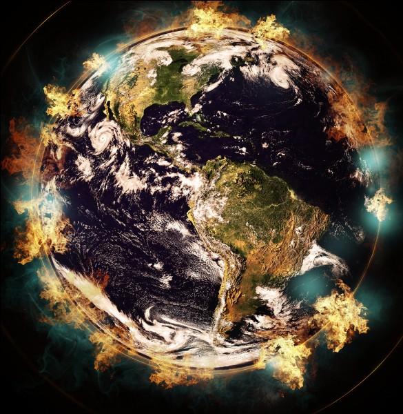Mercure est la planète la plus proche de la Terre.