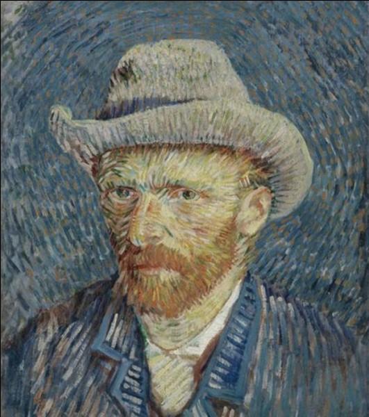 """""""Autoportrait au chapeau gris"""" est l'œuvre de quel peintre ?"""