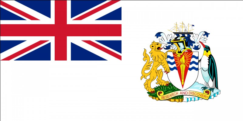 De quel territoire est ce drapeau ?
