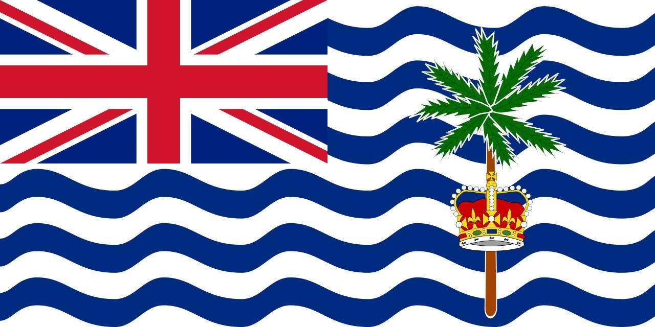 Territoires britanniques et dépendances de la Couronne - Les drapeaux