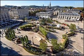 Jour 16 : enfin requinquée, je reprends la route direction la capitale des ducs de Lorraine. Quelle ville vais-je rejoindre ?