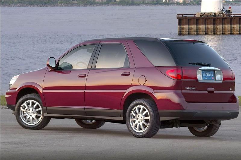 Ce SUV Buick respire la convivialité de par son nom qui est :