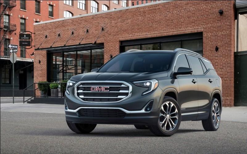 Le plus petit SUV du label GMC, du groupe General Motors, crapahute hors du champ lexical anglais-américain et se nomme...