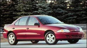 """Cette familiale compacte de General Motors était-elle suffisamment noble pour assumer la consonance """"épique"""" de son nom qui est :"""