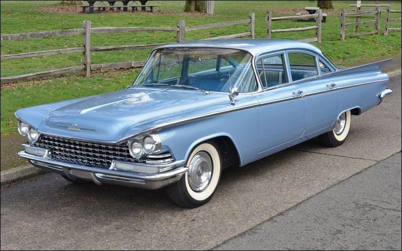 Dans le registre de la noblesse toujours, comment se nommait le haut de gamme de Buick de 1959 à 2005 ?