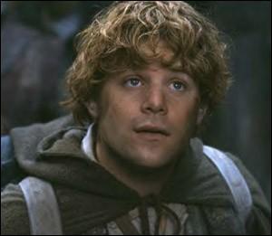Espèce : HobbitFamille : Fils de Hamfast Description : Petit, grands pieds, cheveux bouclés À savoir : Il devient maire de la Comté pendant le quatrième âge Quel est ce personnage ?