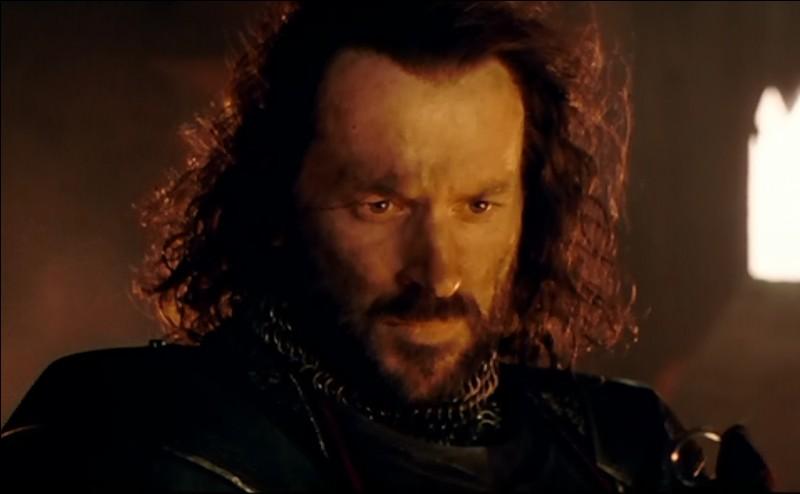 Espèce : DúnedainFamille : Fils d'ElendilDescription : Grand, intrépide, courageux À savoir : Fondateur du Gondor Quel est ce personnage ?