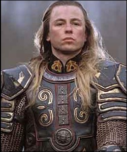Espèce : RohirrimFamille : Fils d'ElfhildDescription : Grand, fort, longs cheveux À savoir : Meurt pendant la première bataille des Gués de l'Isen.Quel est ce personnage ?