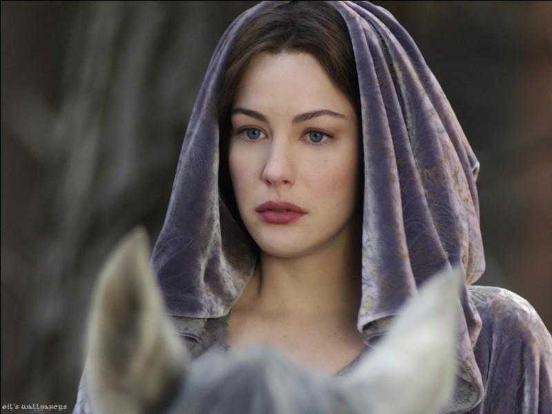 Espèce : Semi-Elfe Famille : Mère d'EldarionDescription : Brune aux yeux gris À savoir : Elle sera reine pendant 120 ans Quel est ce personnage ?