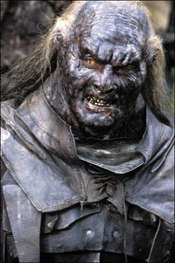 Espèce : UrukFamille : Saroumane Description : Grand, imposant et endurant À savoir : Défié par un orque du Mordor Quel est ce personnage ?