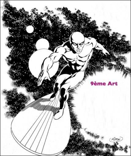 Que désigne le neuvième art ?