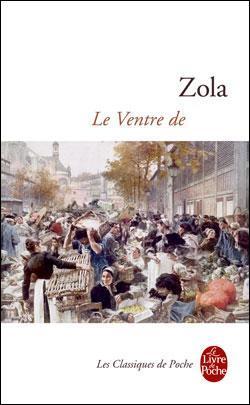 Complétez le titre de ce roman de Zola : Le ventre de…