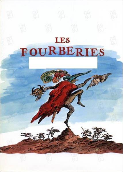 Molière a écrit Les fourberies…