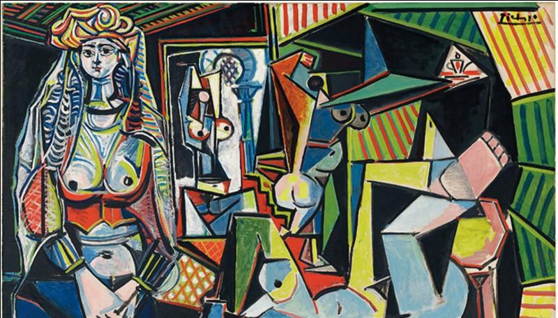 """Qui jouait Picasso dans le film """"Surviving Picasso"""" ?"""