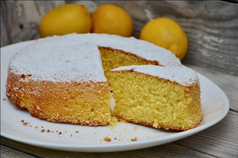 Le Gâteau de Savoie :
