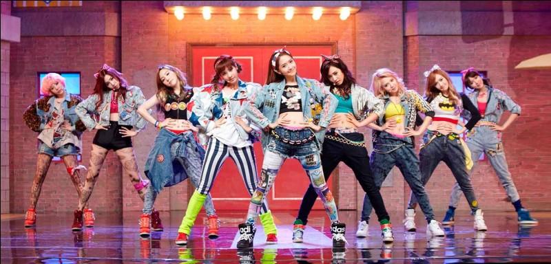 Que veut dire K-pop ?