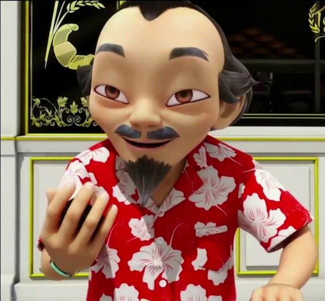De qui maître Fu est-il amoureux ?