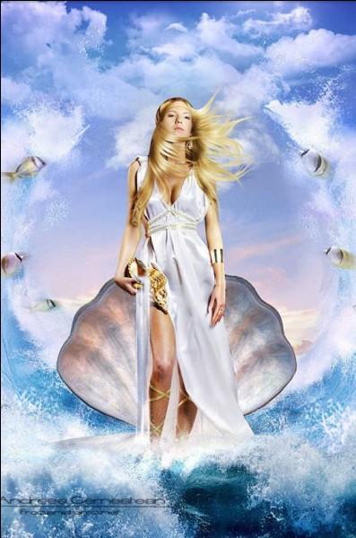 Avec qui Aphrodite trompait-elle Héphaïstos ?